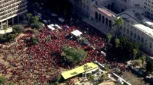 Deal Would Allow Los Angeles Teachers to Return to Classrooms on Wednesday [Video]