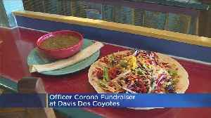 Davis' 2 Dos Coyotes Locations Donating All Sales On Tuesday To Officer Corona's Memorial Fund [Video]
