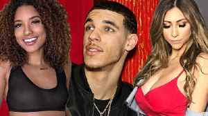 Lonzo Ball's Baby Mama Denise Garcia Tells His New Girl To Pull Up To FIGHT Her! [Video]