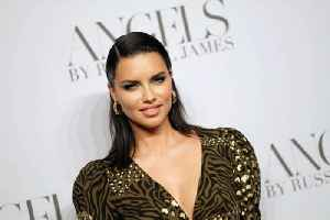 Adriana Lima splits from boyfriend [Video]