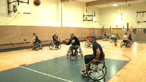 Wisconsin Man Creates Wheelchair Basketball League for People of All Abilities [Video]