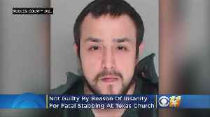 Man At Center Of Deadly Texas Church Attack Found Not Guilty Due To Insanity [Video]