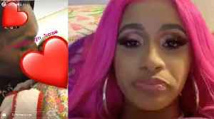 Cardi B ADMITS She Want's To Go Home & Get BACK With Offset! [Video]