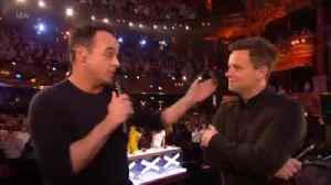 Ant And Dec Make Emotional Acceptance Speech At National Television Awards [Video]