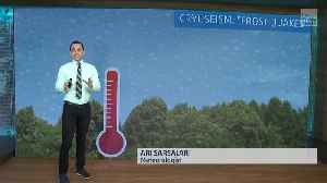 Winter Rain and Cold Creating Frost Quakes [Video]