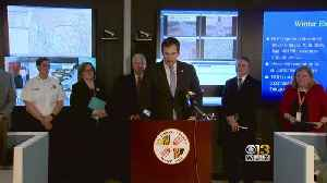 Baltimore County Announces New Severe Winter Weather Plan [Video]