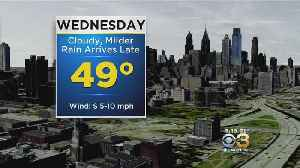 Tuesday Evening Forecast: Major Warm Up Ahead [Video]