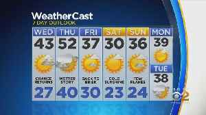 CBS2 1/22 Evening Forecast at 5PM [Video]
