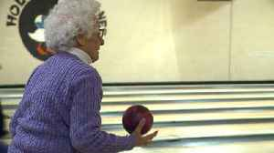 Connecticut Woman Surprised with Bowling Party to Celebrate 100th Birthday [Video]