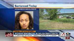 Woman who drove kids into Kansas River gets life in prison [Video]