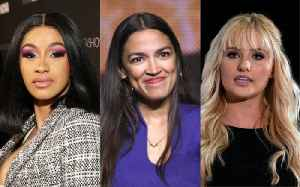 News video: Cardi B, Tomi Lahren and Rep. Alexandria Ocasio-Cortez in Twitter Feud