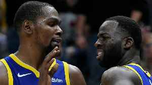 Kevin Durant CHALLENGED Draymond Green To Control His Emotions! [Video]