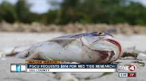 FGCU requesting $9 million for red tide research [Video]
