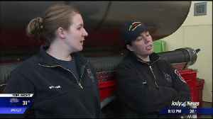 All-female team makes history at Fire District 8 [Video]