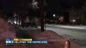 Madison shelters push past capacity to bring homeless in from cold [Video]