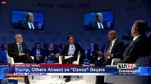 Breaking News: Davos Begins Without Several World Leaders [Video]