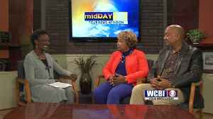 Midday Guests 1/22/19 - Gosepel Book Club [Video]