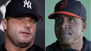 Barry Bonds And Roger Clemens Fail To Make Hall Of Fame [Video]