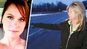 Woman Returns Cash Scattered on Highway to Owner [Video]