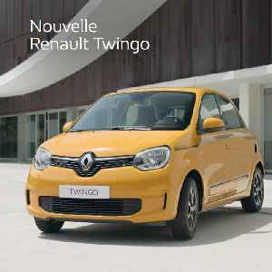 2019 New Renault TWINGO [Video]