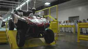 Launch of All-new Honda Talon side-by-side highlights growth, enhanced capabilities at Honda of South Carolina MFG [Video]