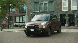 The new Fiat 500X and 500L Special Editions join the S-Design family [Video]