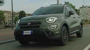 The new Fiat 500X S Design Preview [Video]