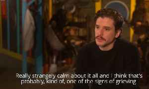 Kit Harington reveals his 'grief' at the end of Game Of Thrones [Video]
