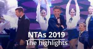 NTA 2019 winners: Ant and Dec win again while Piers Morgan misses out [Video]