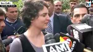 Priyanka Gandhi appointed as Congress general secretary for UP East [Video]