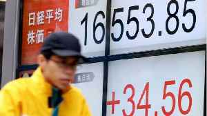 Stocks Up-And-Down On Global Slowdown Fears [Video]
