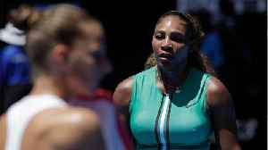 Serena Williams Blows Huge Lead At Australian Open [Video]