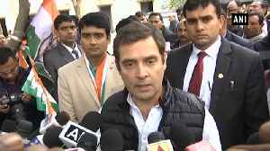 We need young leaders like Priyanka and Jyotiraditya Scindia: Rahul Gandhi [Video]