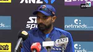Shami promises to continue performing after claiming fastest 100 wickets in ODI [Video]