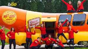 A Job You Can Relish! Oscar Mayer Taking Applications For Wienermobile Drivers [Video]