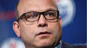 Edmonton Oilers Fire GM Peter Chiarelli [Video]
