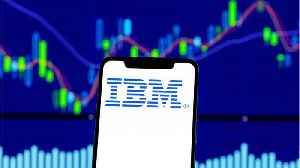IBM Spikes After Posting Revenue Growth [Video]