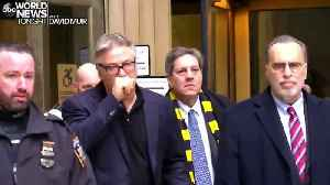 Alec Baldwin Pleads Guilty To Harassment In Parking Space Altercation Case [Video]