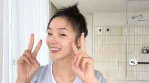 Watch Model Xiao Wen Ju's 9-Step Nighttime Skincare Routine [Video]