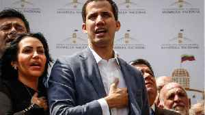 Venezuela Opposition Leader Juan Guaido Sworn In As Interim President [Video]