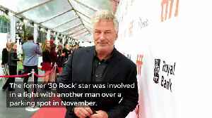 Alec Baldwin Issues Guilty Plea Over Parking Lot Altercation [Video]