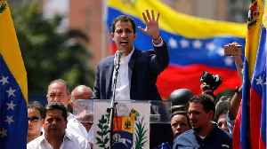 Colombia Backs Opposition Leader Guaido As Venezuela's President [Video]