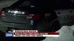 Police: two people found dead in West Seneca home [Video]