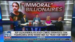 "Gutfeld — Ocasio-Cortez Is Similar To Trump; ""Saying Memorable Things"" That Are ""Directionally True"" [Video]"