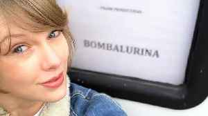 Taylor Swift Confirms She's Playing Bombalurina in 'Cats' Movie! [Video]