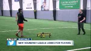 Join a 'spikeball' league at the Nardin Athletic Center [Video]
