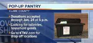 Clark County collecting donations [Video]