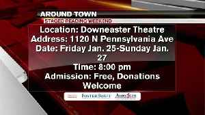 Around Town 1/23/19: Staged reading weekend [Video]