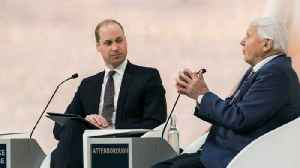 Prince William interviews Sir David Attenborough [Video]
