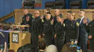 22 New Officers Sworn In At Miami-Dade Schools Police Department [Video]